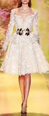 - Zuhair Murad S/S 2014 Haute Couture