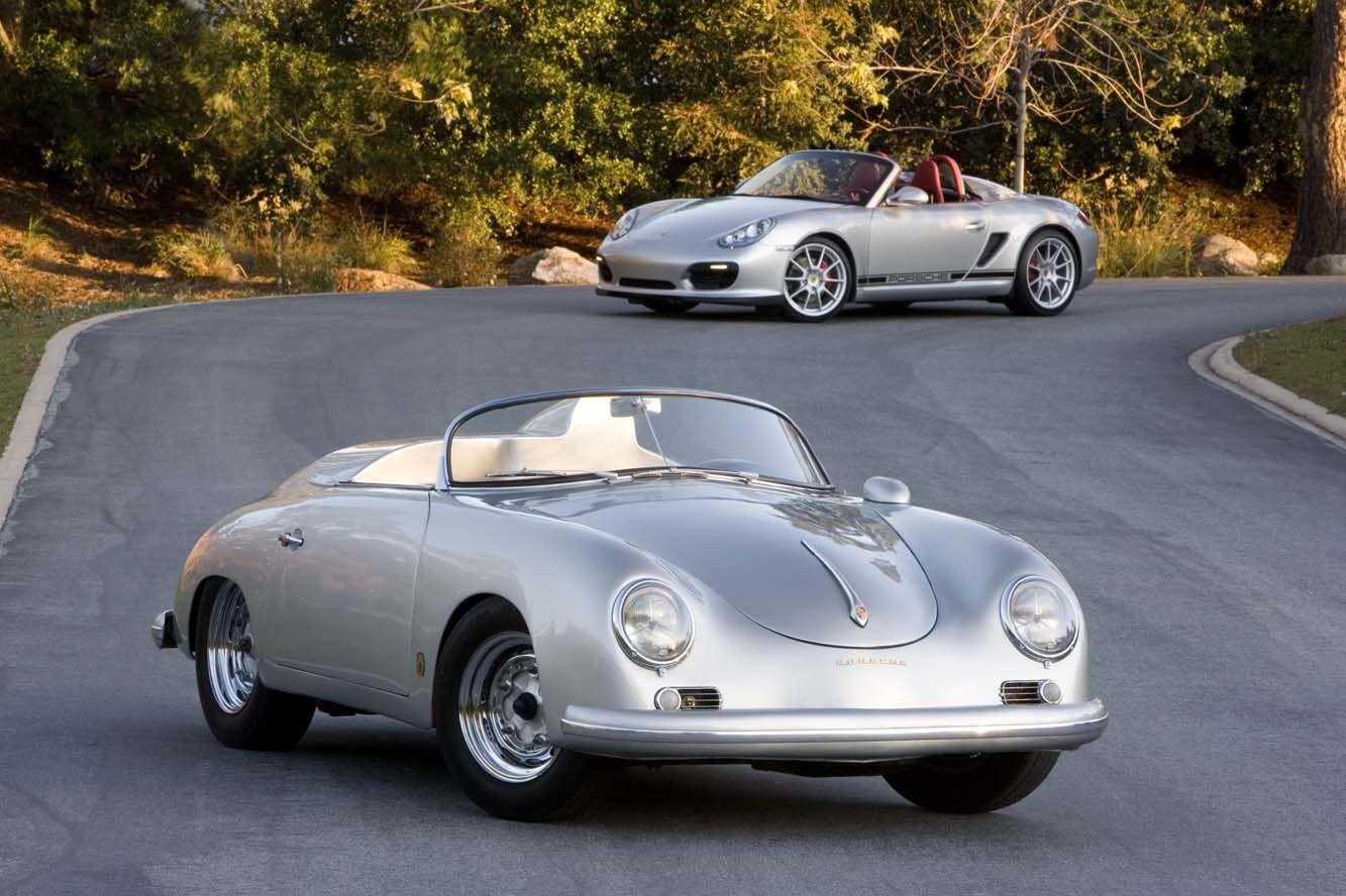 prix porsche 550 spyder actu photo fiche - Porsche Ancienne