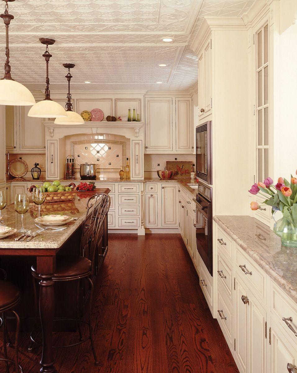 Plato 20kitchen 2003 20 U2013 20plato 20woodwork Hardwood Floors In Kitchen Traditional Kitchen Cabinets Black Kitchens