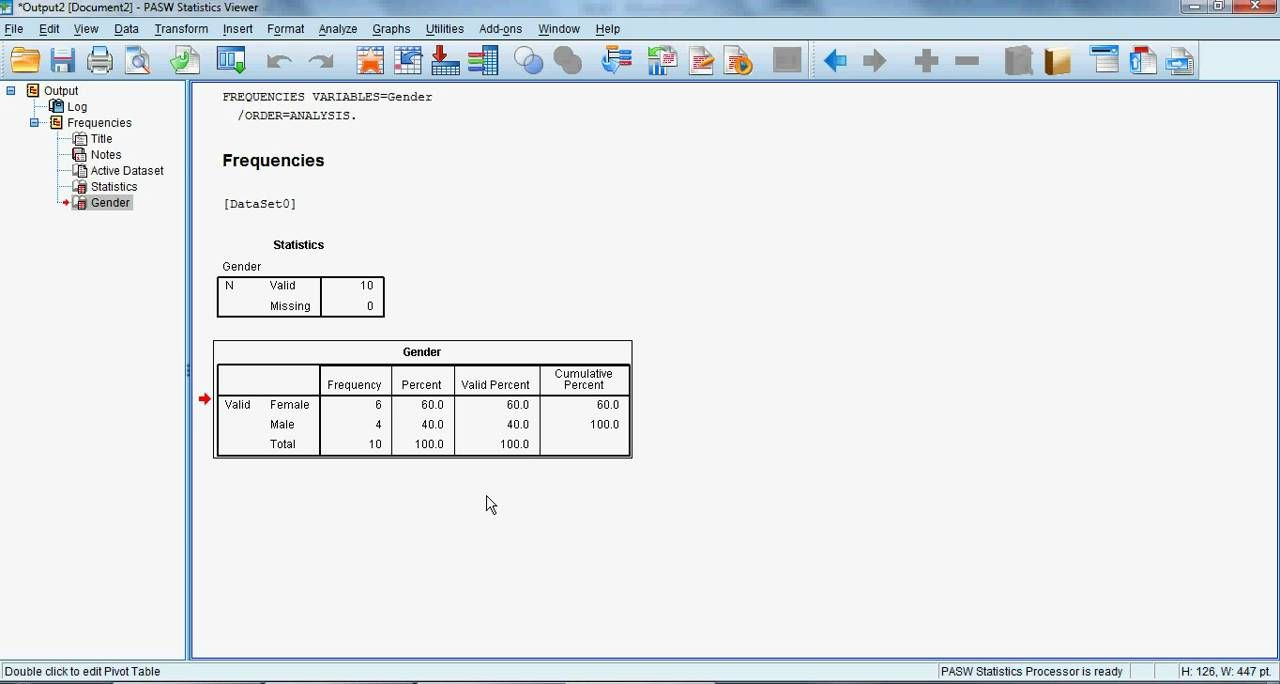 spss for beginners Goals of this workshop learn how to use basic spss functions prepare your data for data analysis 3 we use data of 2011 youth risk behavior.