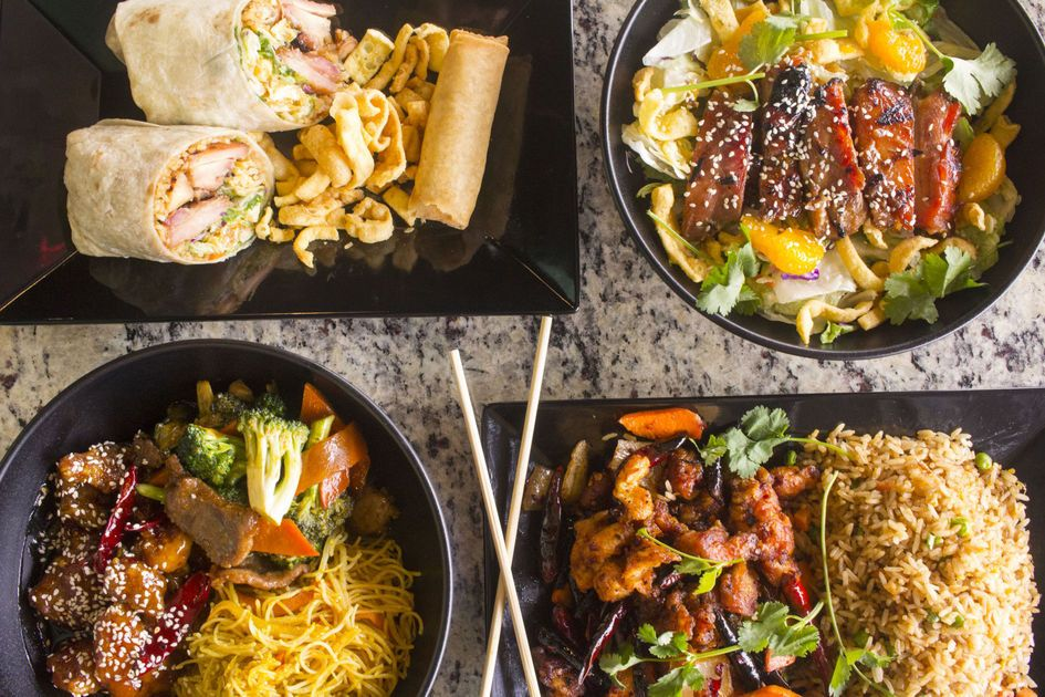 Fans Of University City S Longstanding Lulu Seafood Amp Amp Dim Sum Can Now Get A Taste Of Its Chinese Food In Fast Casual For Asian Kitchen Food Fast Casual