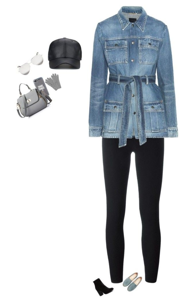 """Untitled #424"" by kim-smith-i on Polyvore featuring adidas Originals, Yves Saint Laurent, Witchery, Kate Spade, Victoria Beckham and L.K.Bennett"
