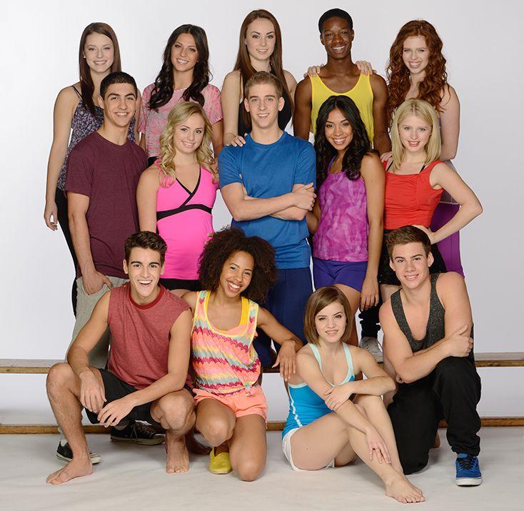 A-Trope = Chloe, Stephanie, Amanda, West, Giselle, James, Michelle, Eldon, Thalia, Emily, Daniel, Tiffany, Riley And Hunter