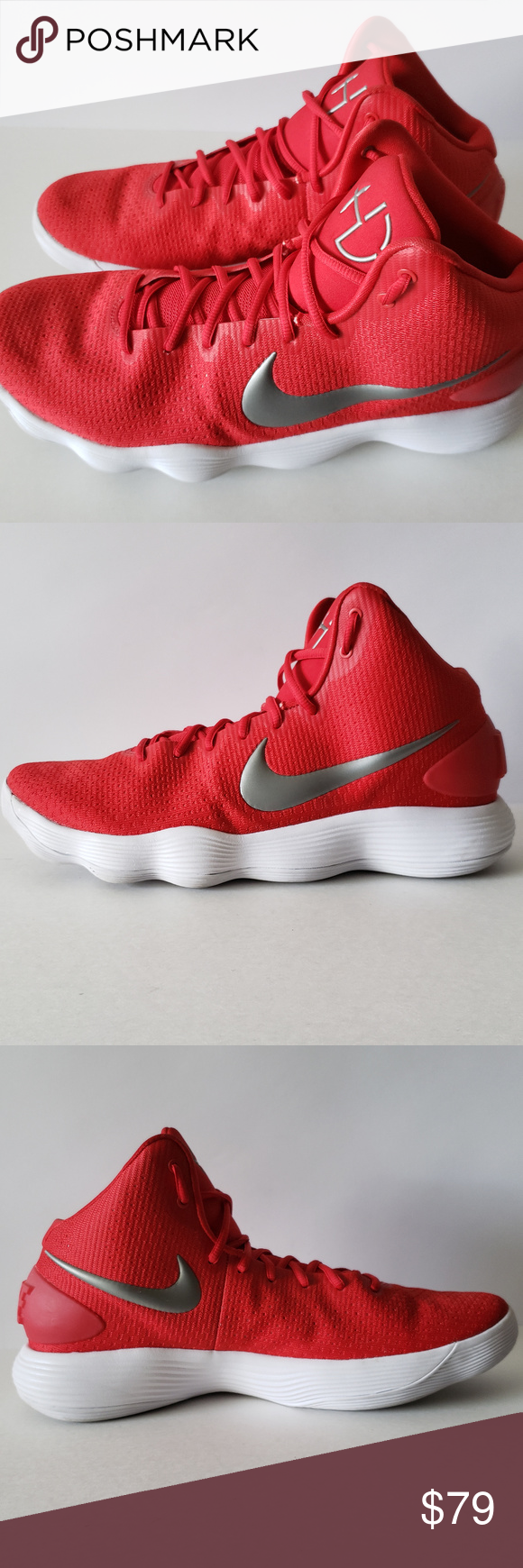 d60c24f1383 Nike React Hyperdunk 2017 TB Basketball Shoes This is an 100% Authentic  Nike React Hyperdunk