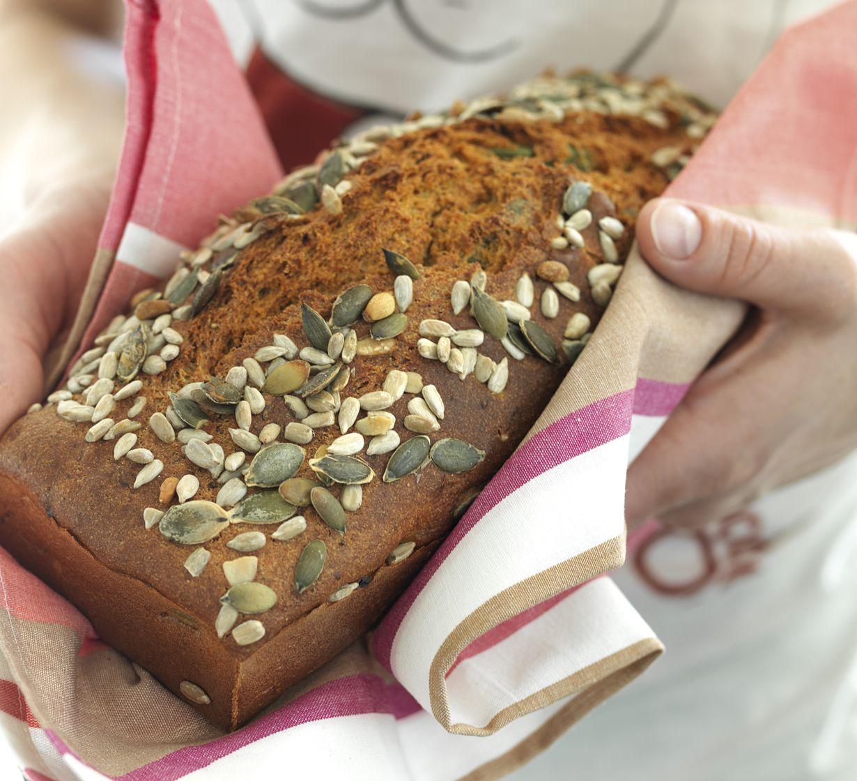 Jyvät tuovat leipään kuitua ja hyviä rasvahappoja.