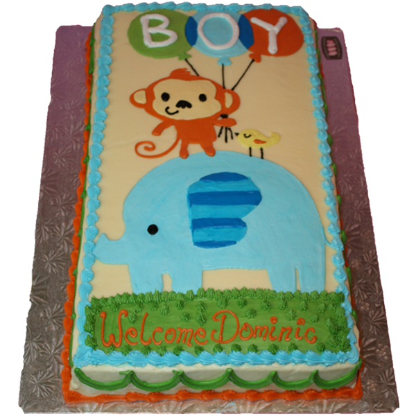 Baby Shower Boy Cake   Yahoo Image Search Results