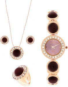 Charles Delon jewellery set