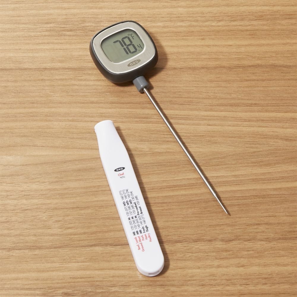 Oxo Precision Digital Instant Read Thermometer Digital