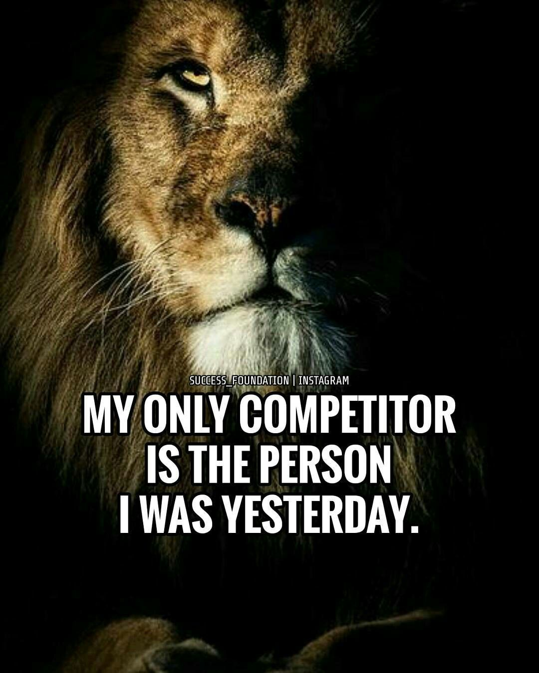Motivational Quotes With Lion Images: Pin By Maurice Hutson On Bout Dat Life