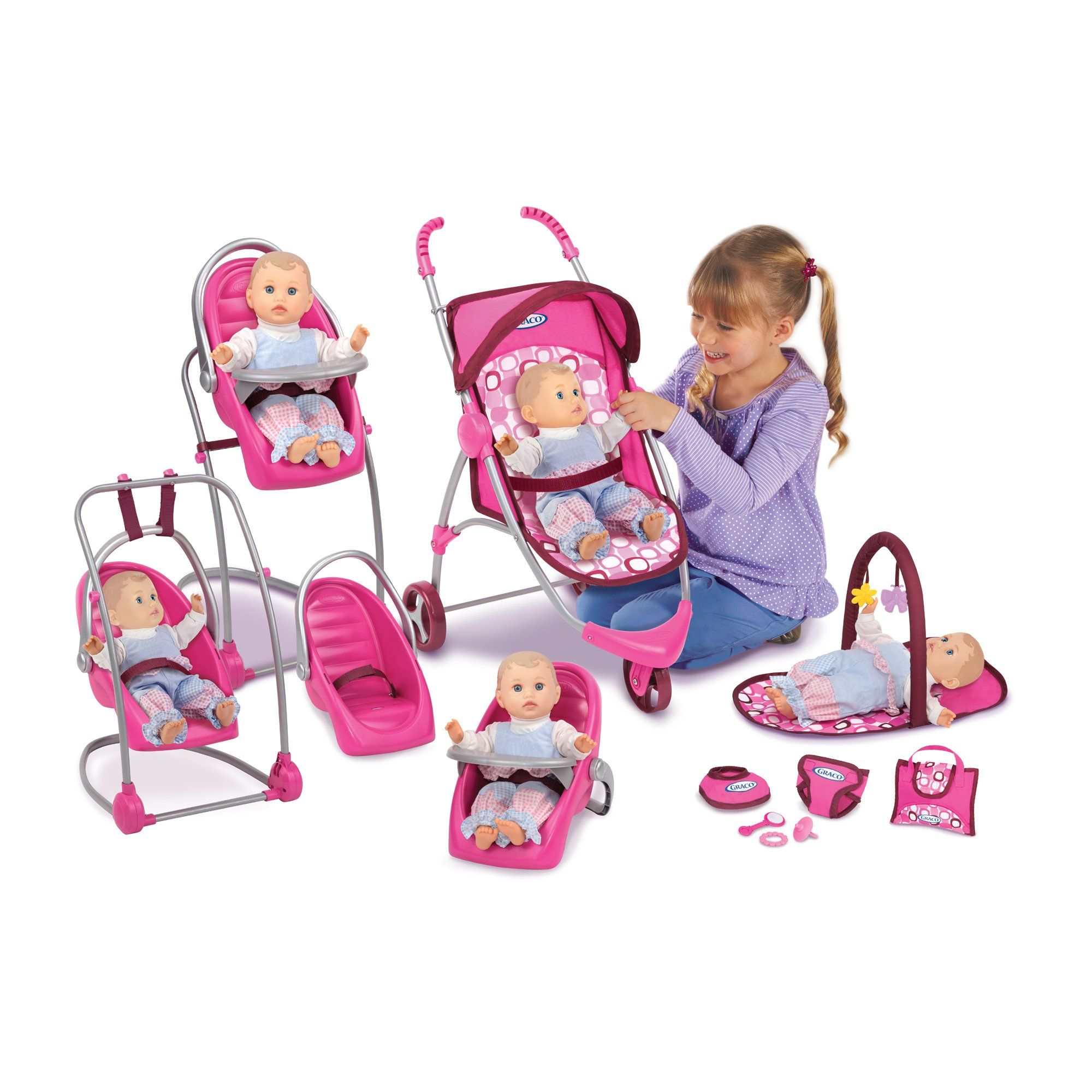 Graco U'Go Deluxe Playset Toys & Games