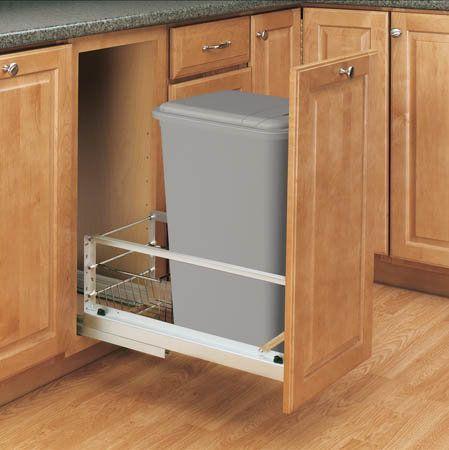 rev a shelf rv 35 lid 1 rv series lid for 35 quart trash cans rh pinterest com