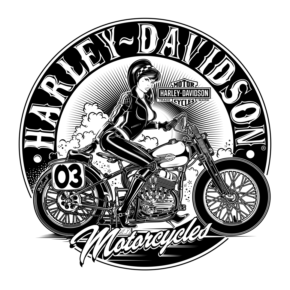 Design commission HARLEYDAVIDSON USA...2017