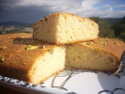 #receta de #bizcocho con #mosto y #pistachos paso a paso #recipes