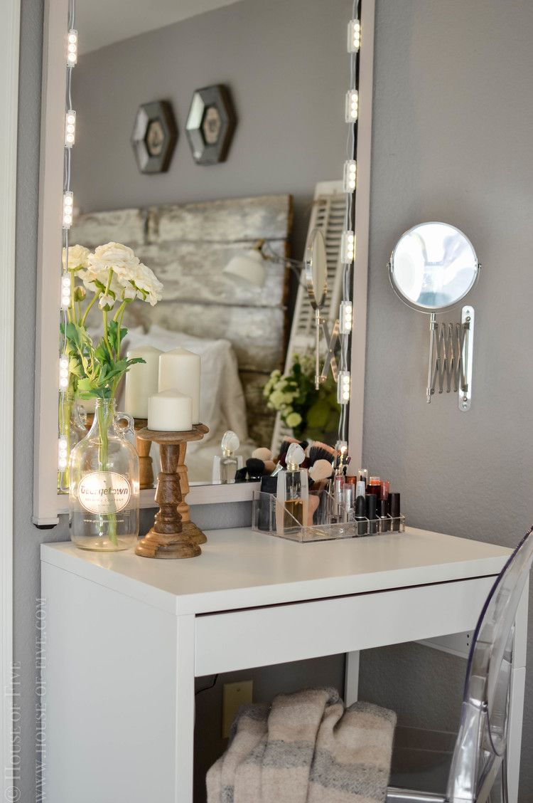 Diy vanity diy vanity bedrooms and vanities aloadofball Choice Image