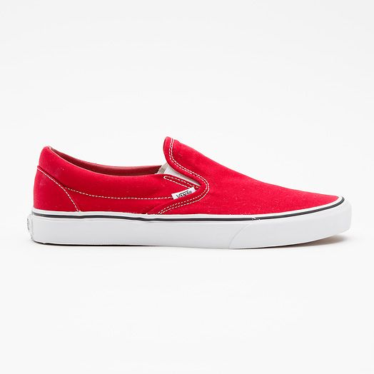 b6ea8907239e vans slip ons mens red Sale