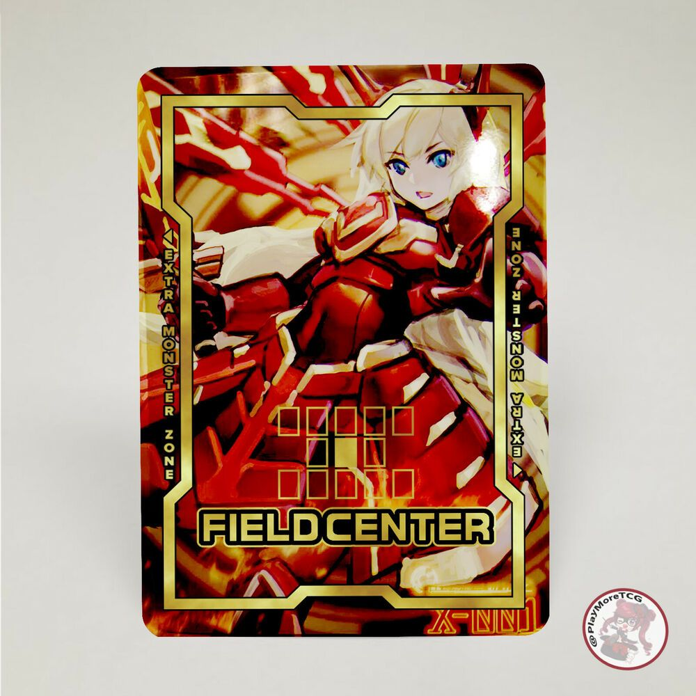 Yugioh Field Center Sky Striker Ace Kagari Custom Orica Token Card Playmoretcg Yugioh Yugioh Cards Cards