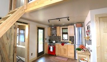 BlueStar Featured in Tiny House Nation in a home thats only 500