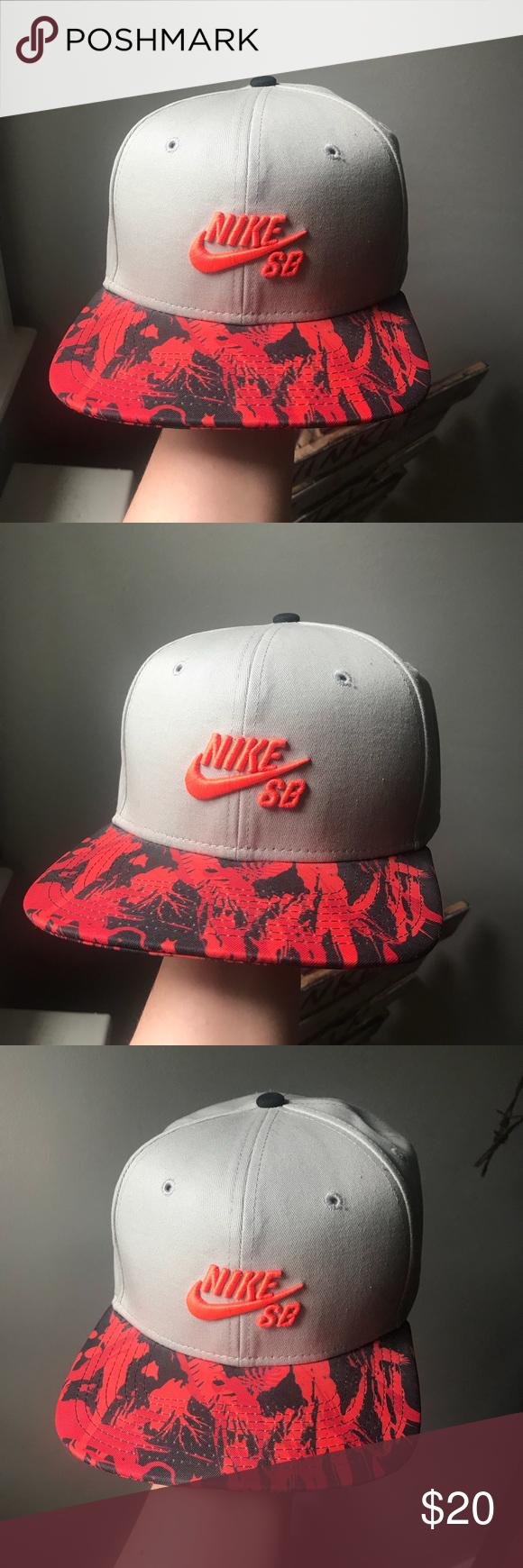 outlet store d2234 4e164 NWOT Nike SB SnapBack skateboarding hat NWOT, no blemishes. Never worn. Nike  Other