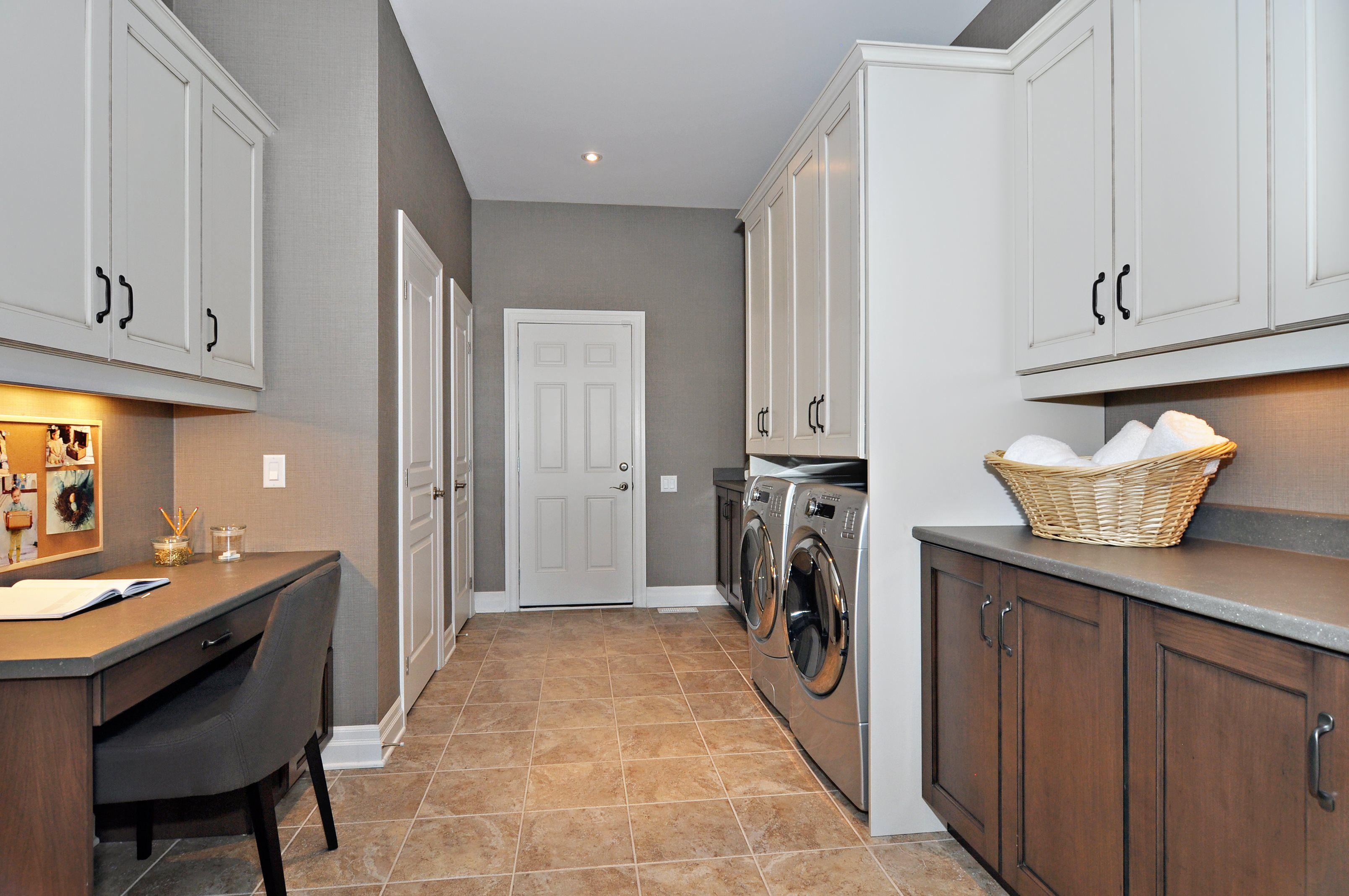 blackstone homes model laundry room monarch ottawa kanata laundry - Blackstone Home Design