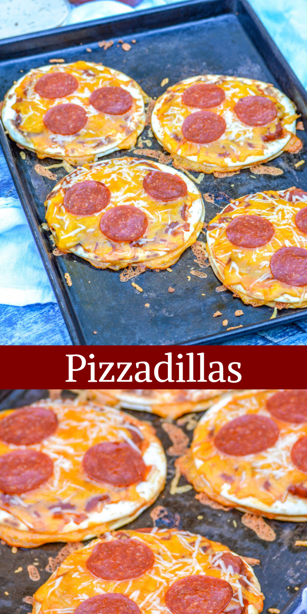 Pizzadillas images