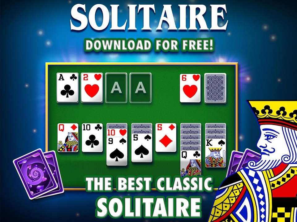 Download Classic Solitaire Solitaire games