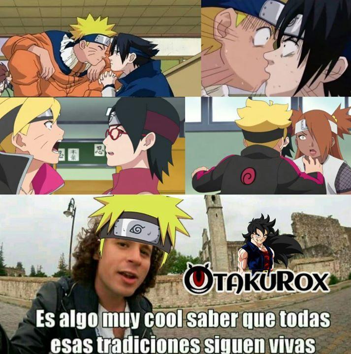 Esas Nuevas Generaciones Yamcha Sama Anime Meme En Espanol Memes Otakus Naruto Uzumaki Shippuden Memes Divertidos