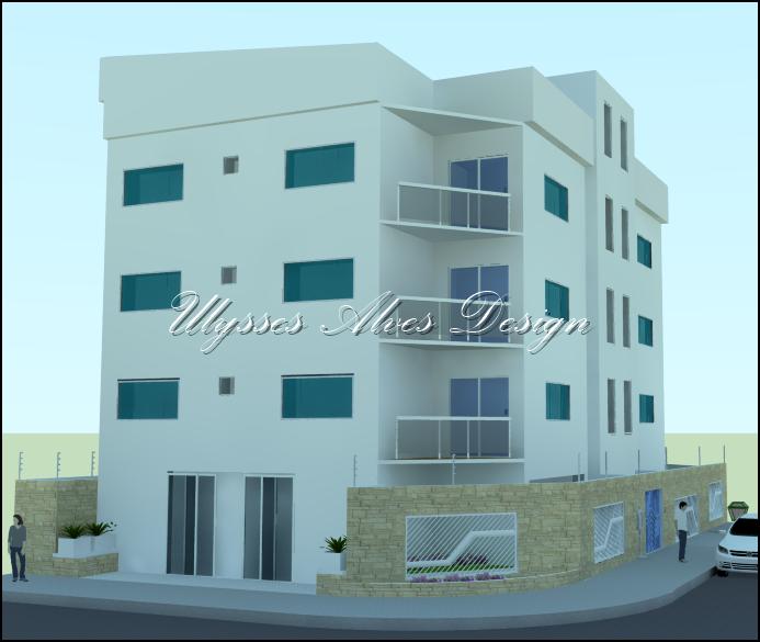 Ulysses Alves Design: Prédio Residencial
