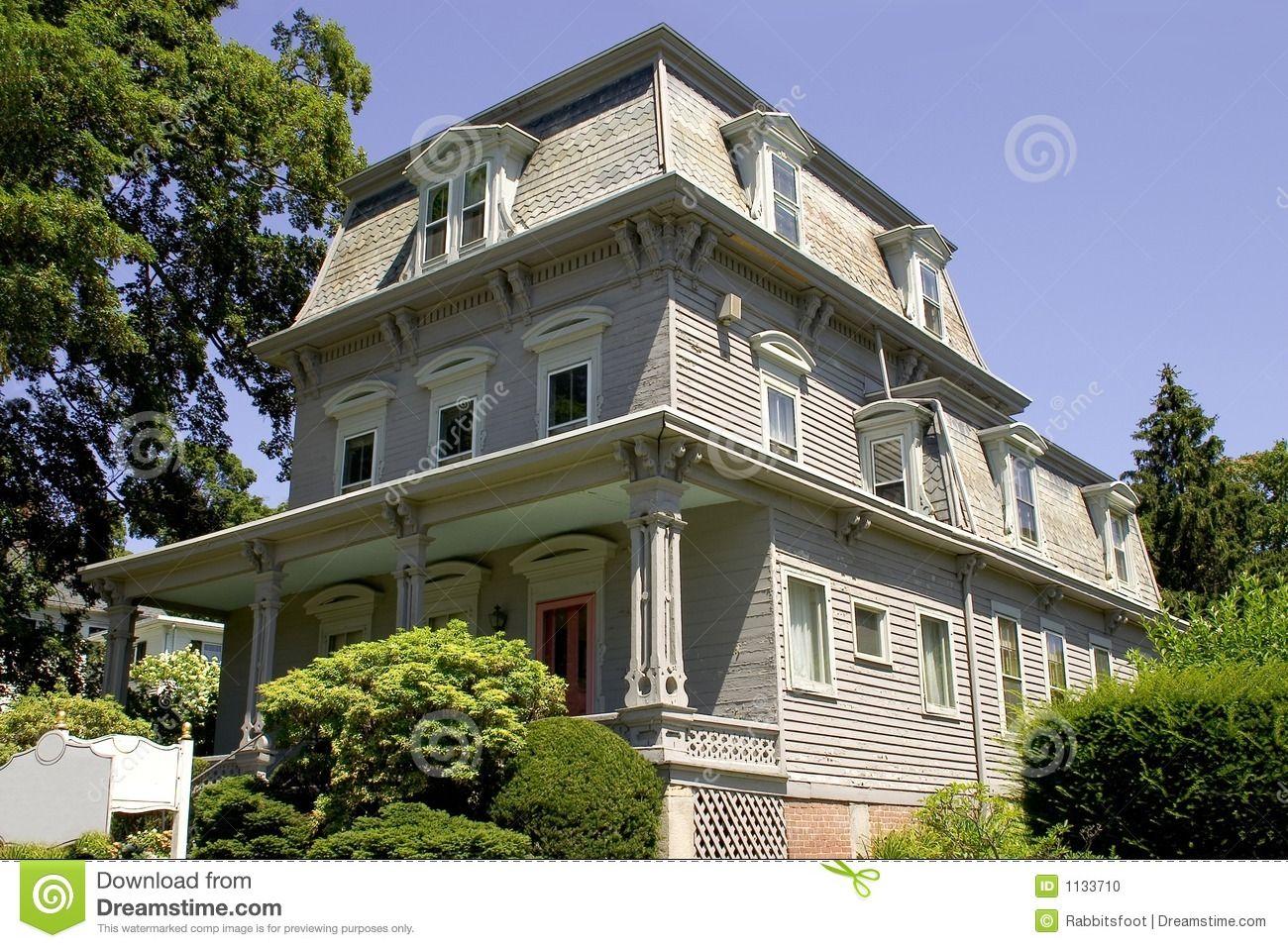 Best Fancy Trim Victorian Buildings Dog Recipes Mansard Roof 400 x 300