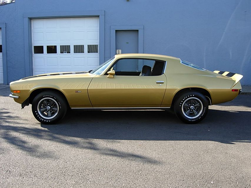 1971 CHEVROLET CAMARO Z/28 COUPE – Barrett-Jackson Auction Company – World's Greatest Collector Car Auctions