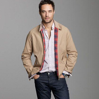 Baracuta® G4 slim-fit jacket
