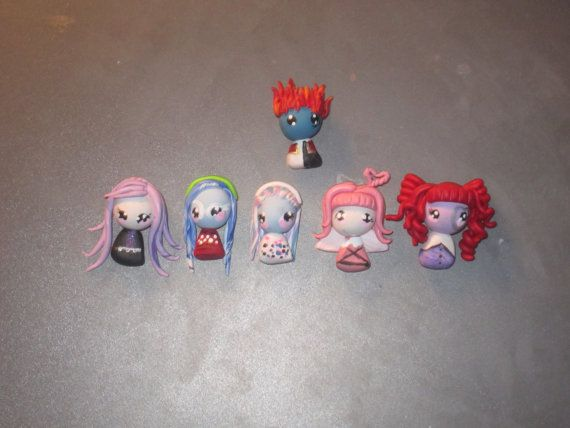 Custom Monster High Charm by ThePunkPalace on Etsy, $5.00