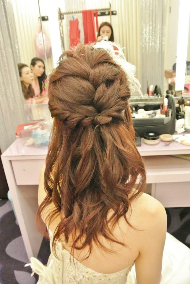 Braids Up Do Bun Asian Wedding Hair Braided Hairstyles For Wedding Asian Hair Hair Styles