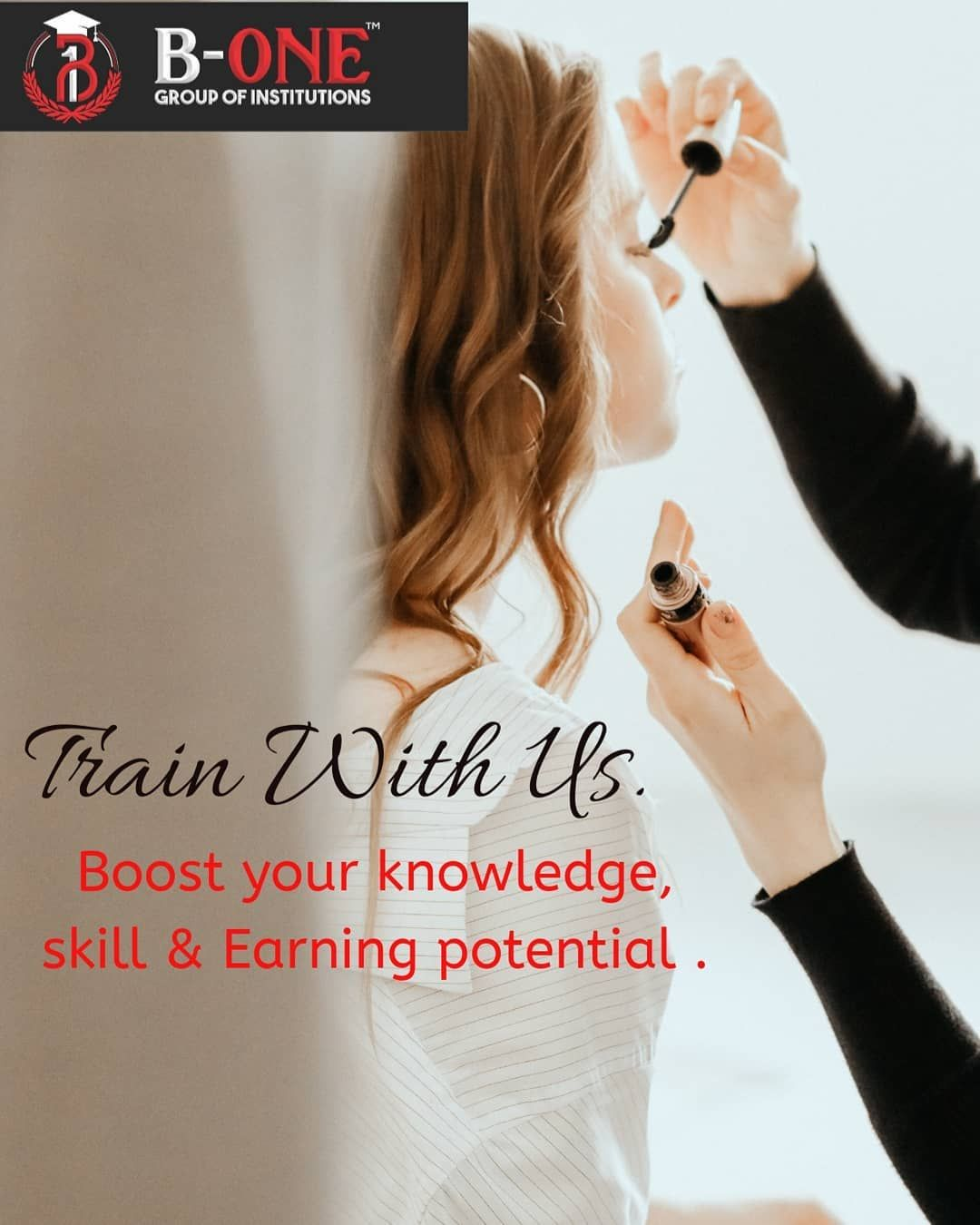 Learn From The Best School In Beauty Industry Bonegroupofinstitutions Beauty Nails Skin Hair Makeup Beauty Industry Beauty School Fun