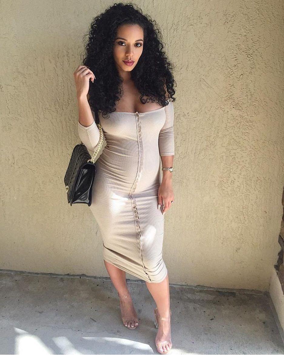 6bbd516ba3 Imágenes de Fashion Nova Pregnancy Dress