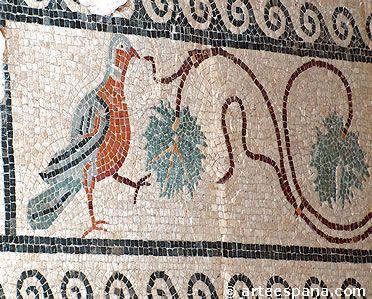 Mosaico romano de Occilis