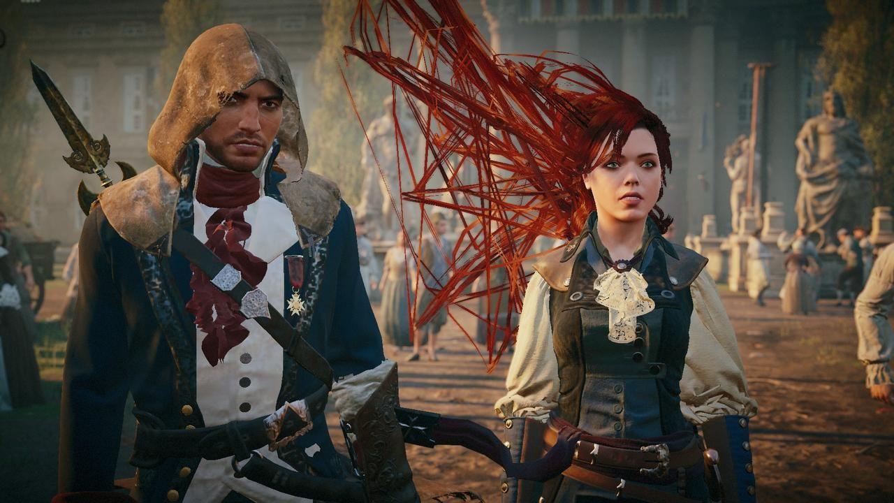 Next-Gen Hair Rendering [AC: Unity] • /r/gaming | Assassin's creed, Assassins  creed, Assassins creed syndicate