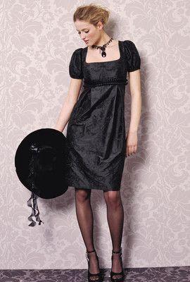 Schnittmuster: Abendkleid - kleines Schwarzes ...