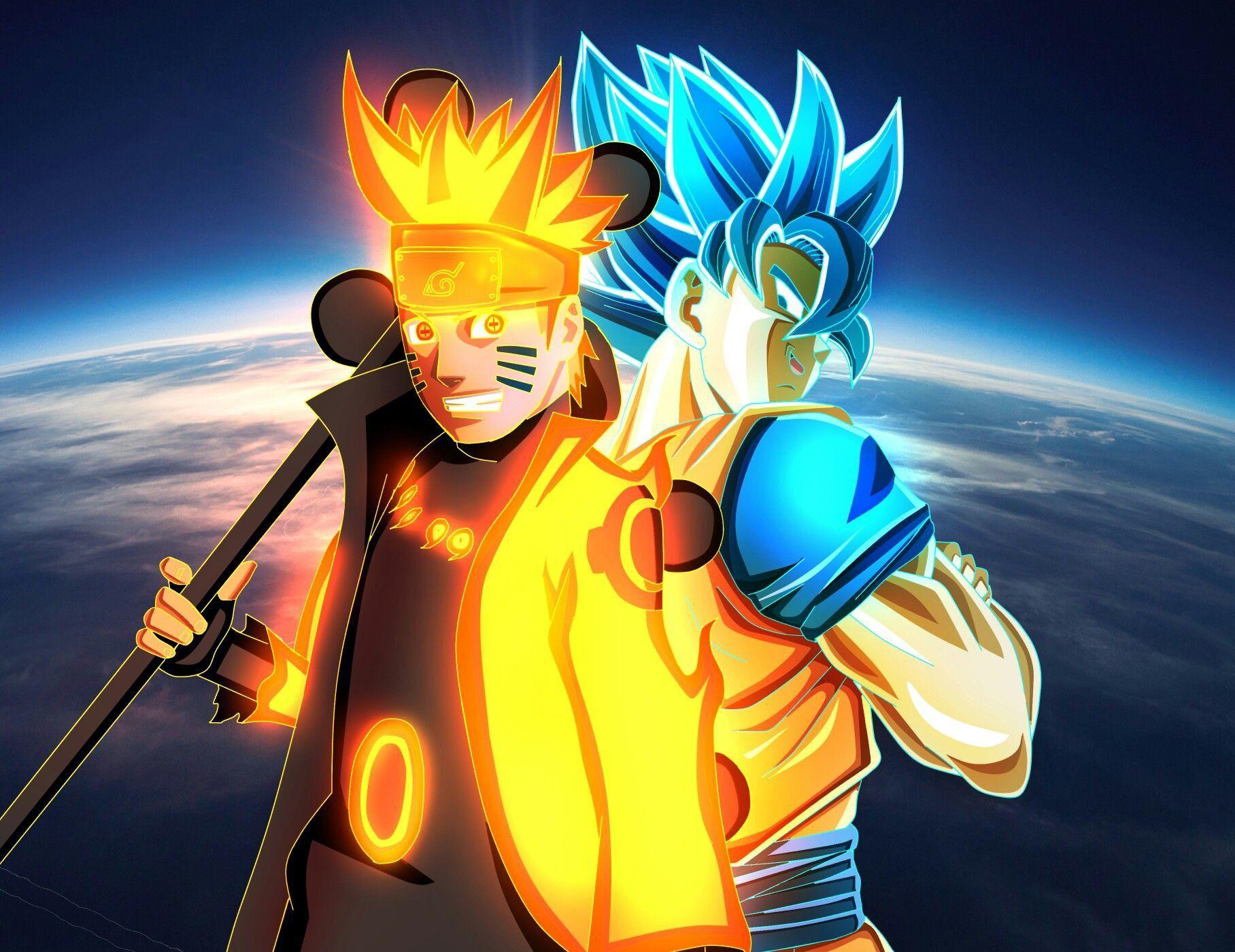 Naruto Goku Fondo De Pantalla De Anime Fondo De Anime Arte De Naruto