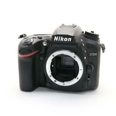 !@# [Near Mint] Nikon D7200 body Tested Digital camera #0509...