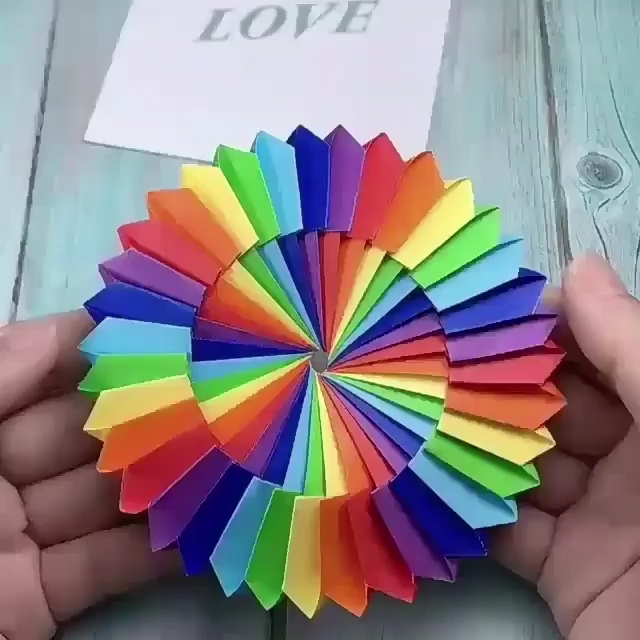 Wonderful Origami Art