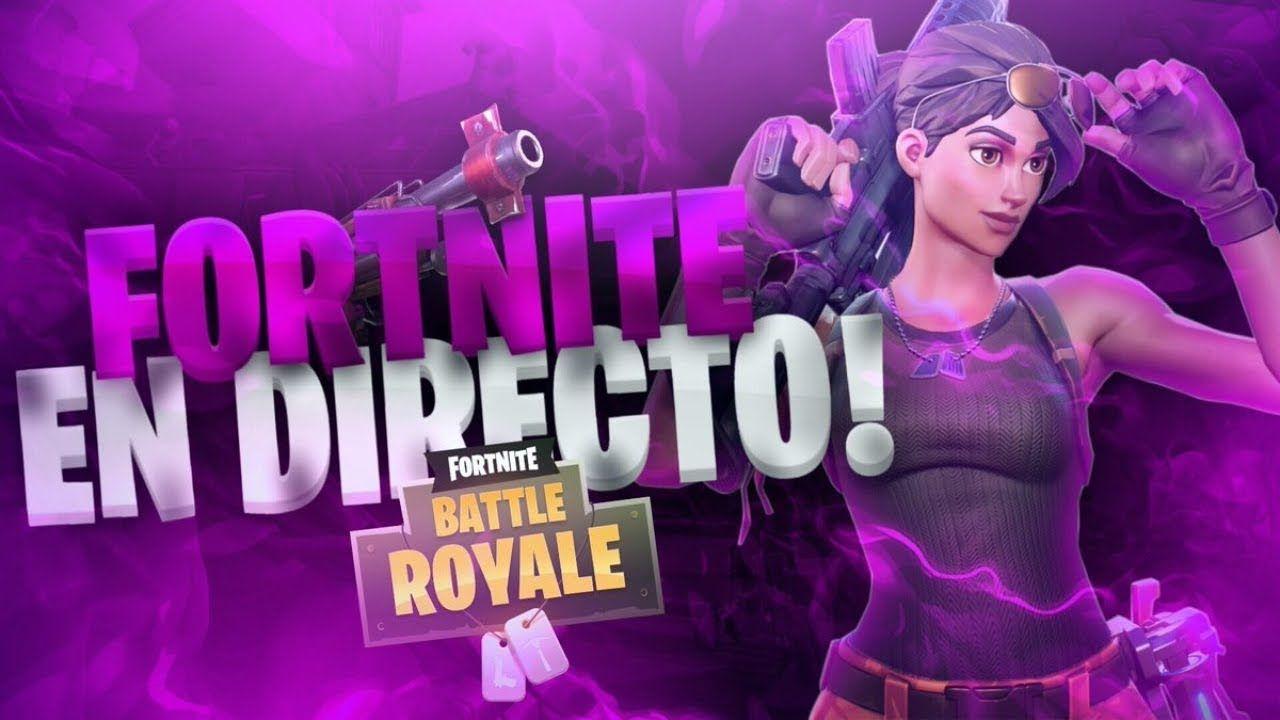 Directo Fortnite Con Suscriptores Gaming Wallpapers Fortnite Youtube