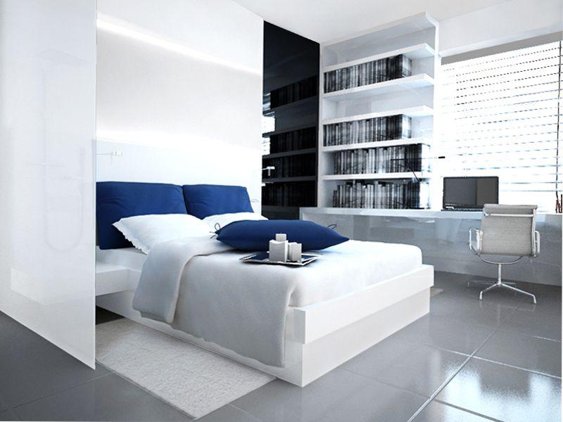 Sypialnia 11m2 Aranzacja Projektowanie Wnetrz Deco Maison Maison Chambre