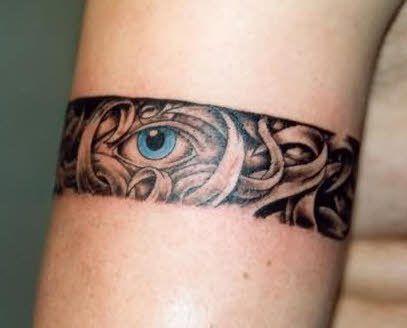 Tatuajes Para Hombres En Brazo Brazaletes Tatuaje Estilo De Vida