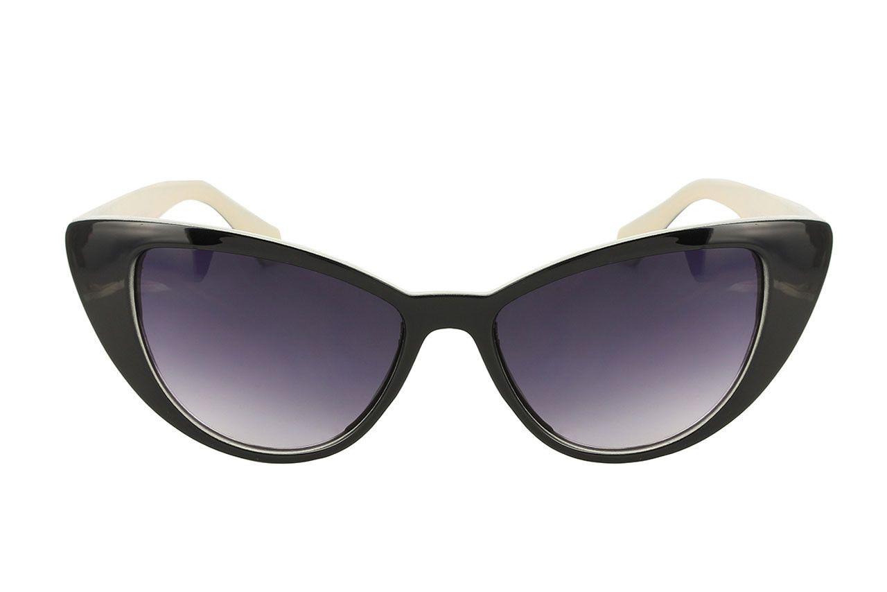 MadaboutSun Luanco Cat Eye Swan.Gafas de sol con un estilo felino y ...