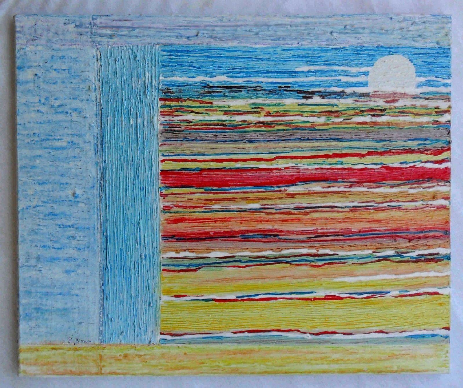 """G.A.Zanussi """"a small place of mind"""" arte contemporanea"""
