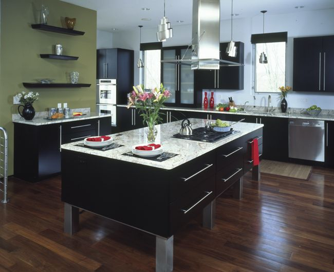 Best Stainless Features Accentuated By Stain Choice Kitchen 400 x 300
