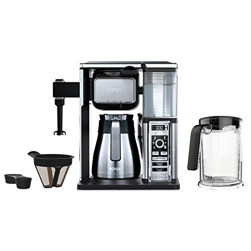 Ninja Coffee Bar Brewer System with Stainless Thermal Carafe Pod