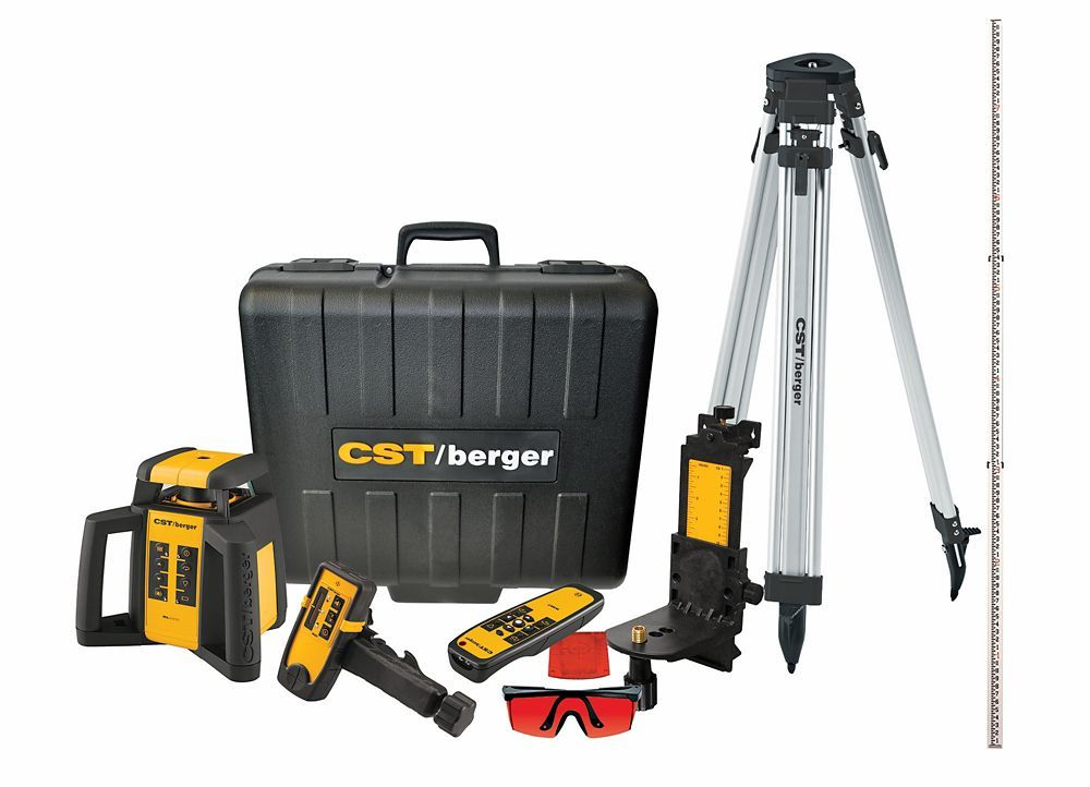Self Leveling Rotary Laser Level Kit Laser Levels Rotary Vertical