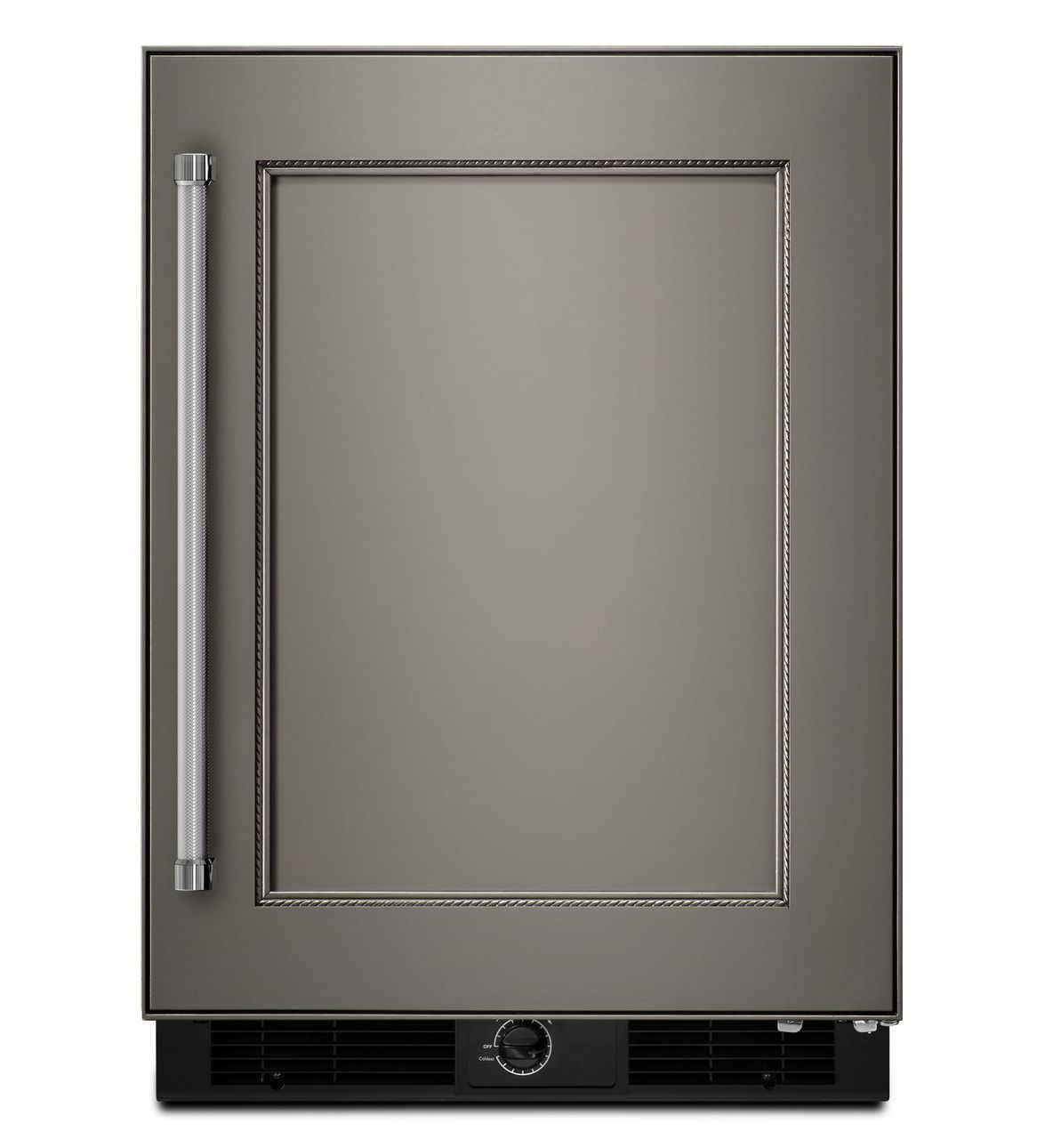 kitchenaid panel ready fridge handles