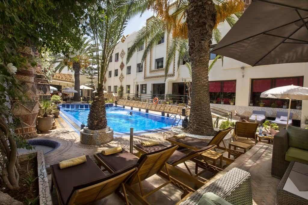 5 Spots To Stay In Agadir For Your Next Holiday Outdoor Swimming